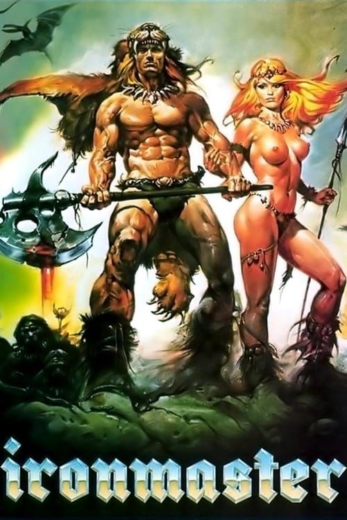 Key visual of Ironmaster