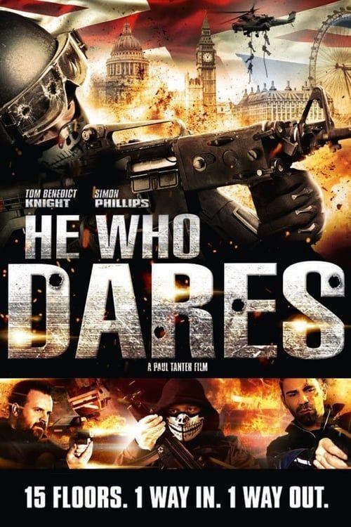 Key visual of He Who Dares
