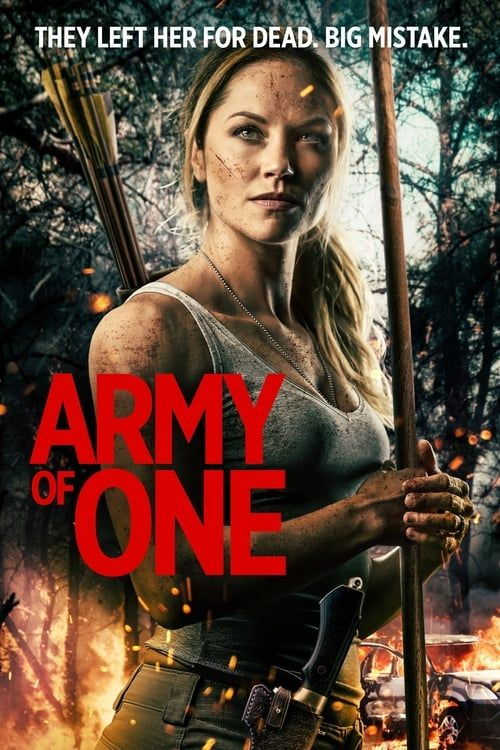 Key visual of Army of One