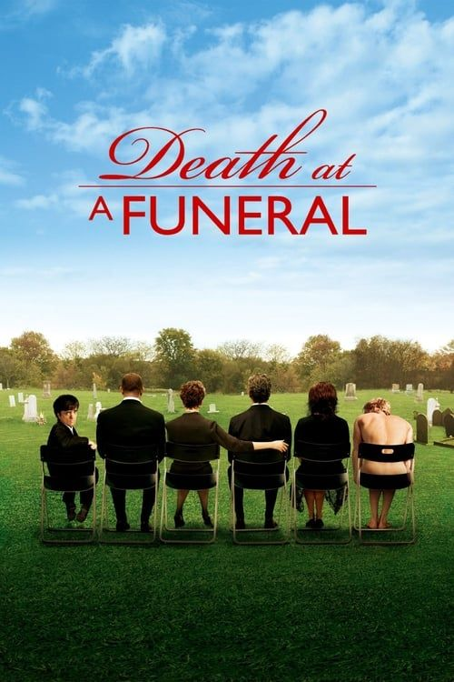 Key visual ofDeath at a Funeral