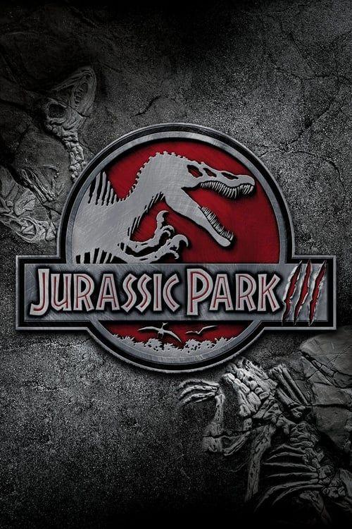 Key visual ofJurassic Park III