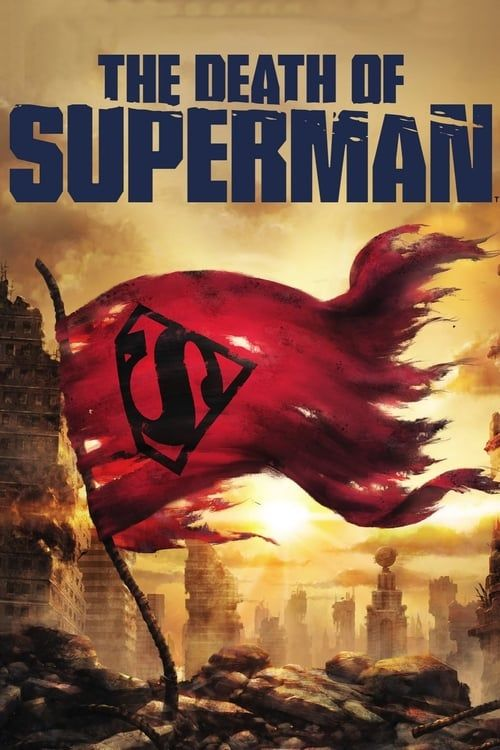 Key visual of The Death of Superman