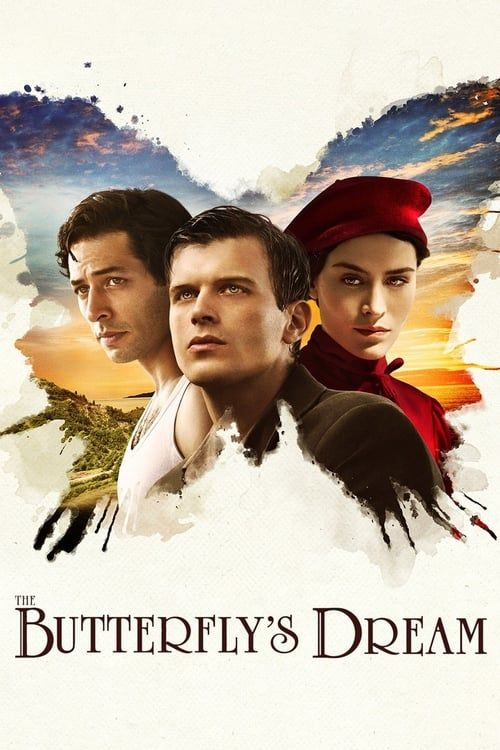 Key visual ofThe Butterfly's Dream