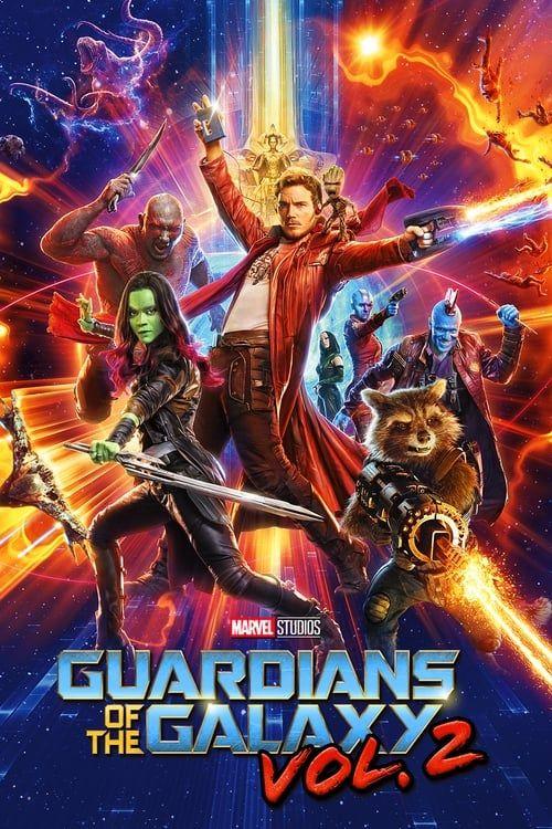 Key visual of Guardians of the Galaxy Vol. 2