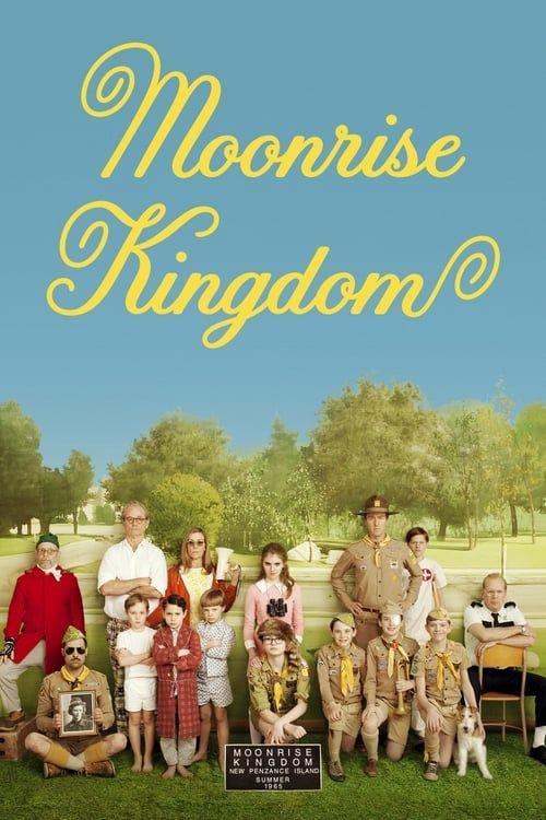 Key visual of Moonrise Kingdom