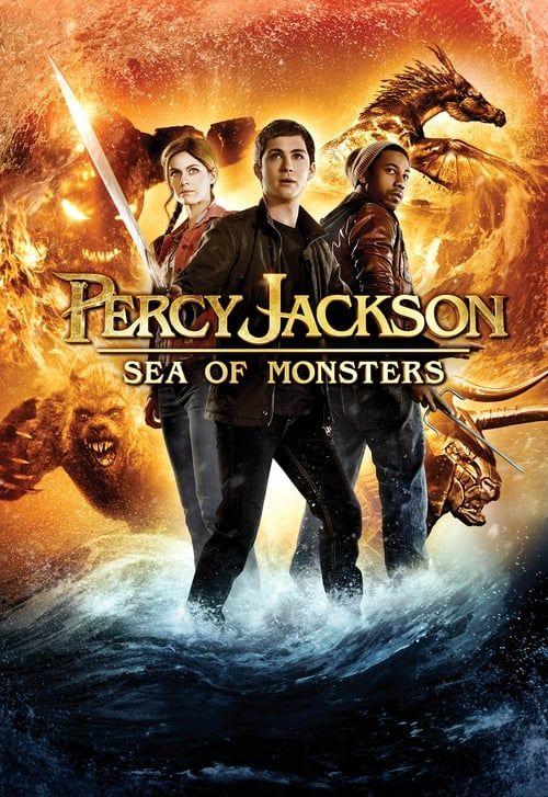 Key visual of Percy Jackson: Sea of Monsters