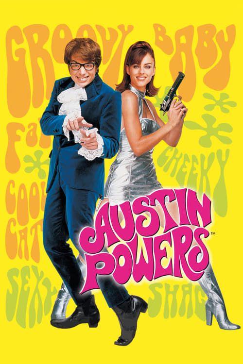 Key visual of Austin Powers: International Man of Mystery