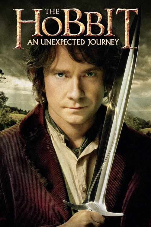 Key visual of The Hobbit: An Unexpected Journey