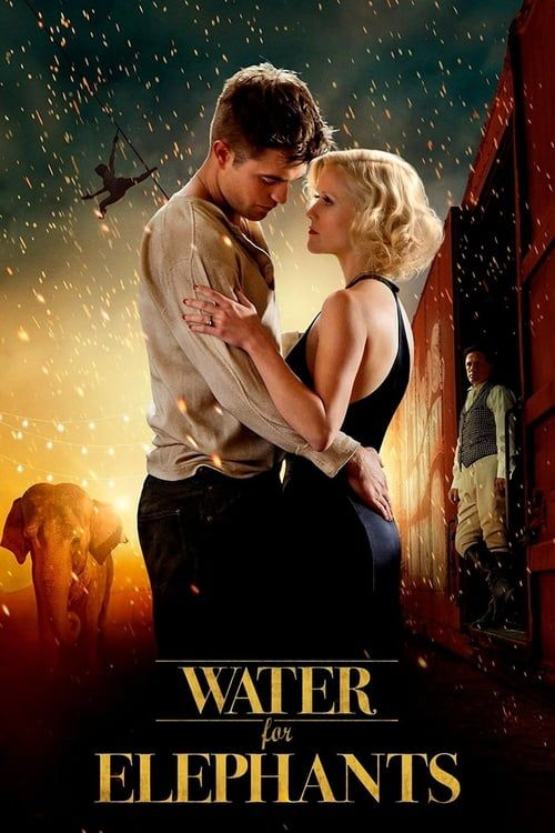 Key visual ofWater for Elephants