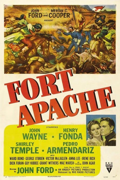 Key visual of Fort Apache