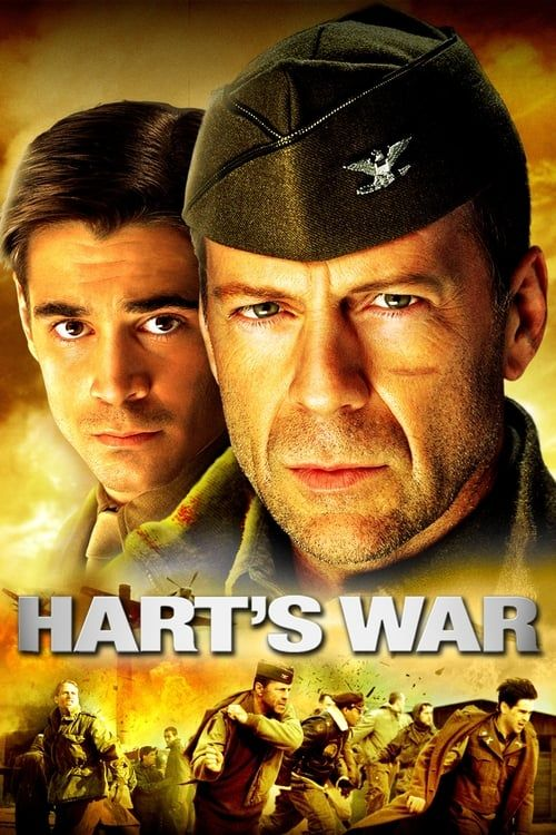 Key visual of Hart's War
