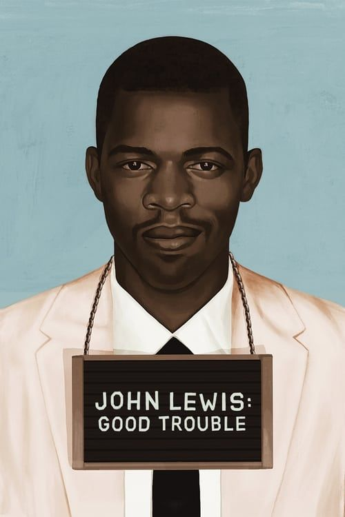 Key visual ofJohn Lewis: Good Trouble