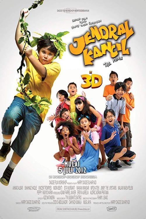 Key visual ofJenderal kancil: The Movie