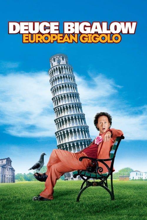 Key visual of Deuce Bigalow: European Gigolo