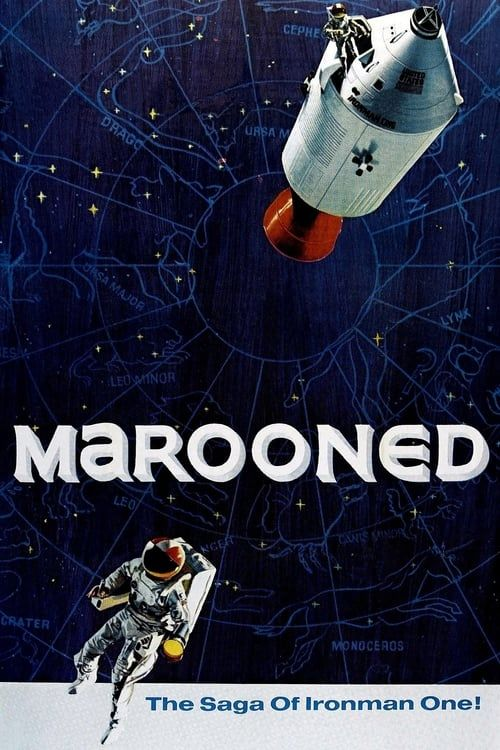 Key visual of Marooned