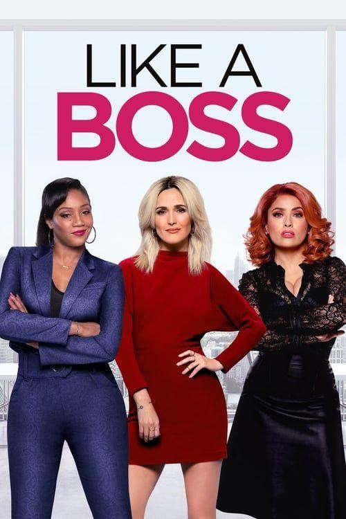 Key visual of Like a Boss