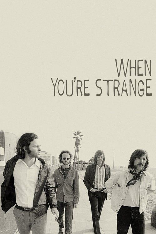 Key visual of When You're Strange