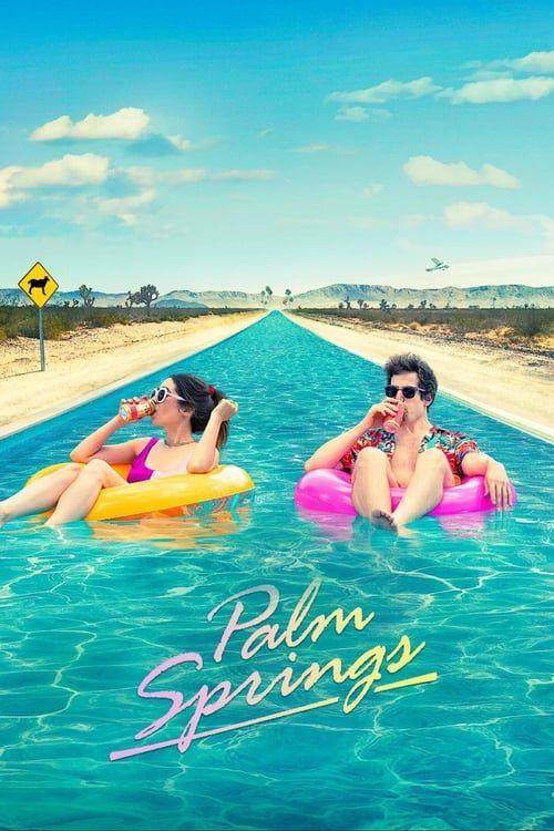Key visual of Palm Springs