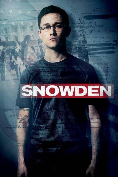 Key visual of Snowden
