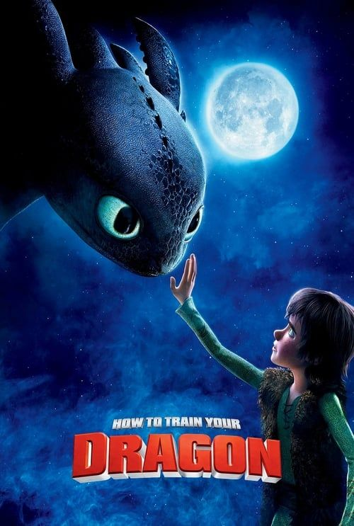 Key visual ofHow to Train Your Dragon