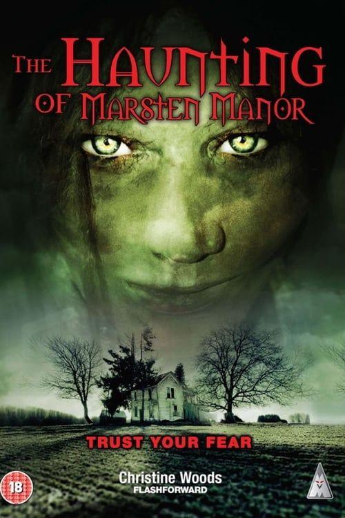 Key visual of The Haunting of Marsten Manor