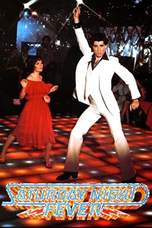 Key visual of Saturday Night Fever