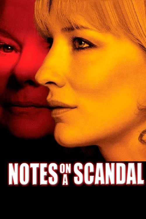 Key visual of Notes on a Scandal