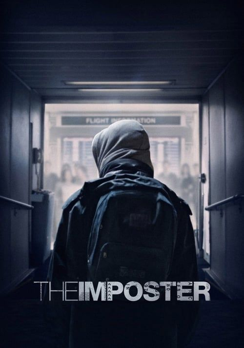 Key visual of The Imposter