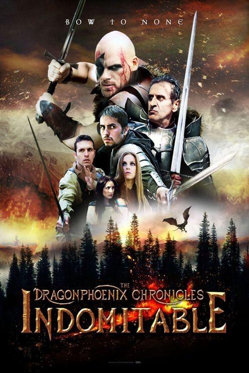 Key visual of Indomitable: The Dragonphoenix Chronicles