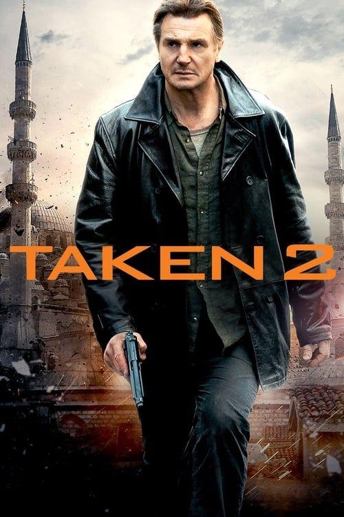 Key visual of Taken 2