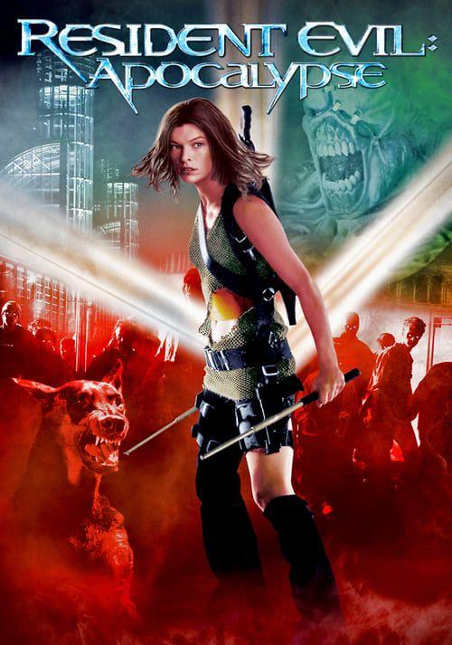 Key visual of Resident Evil: Apocalypse
