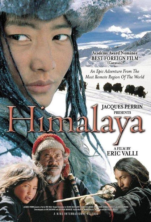 Key visual of Himalaya