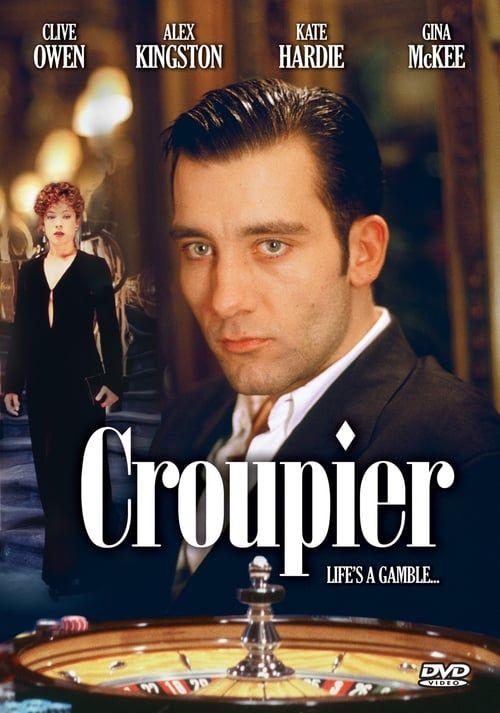 Key visual of Croupier