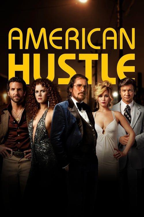 Key visual of American Hustle