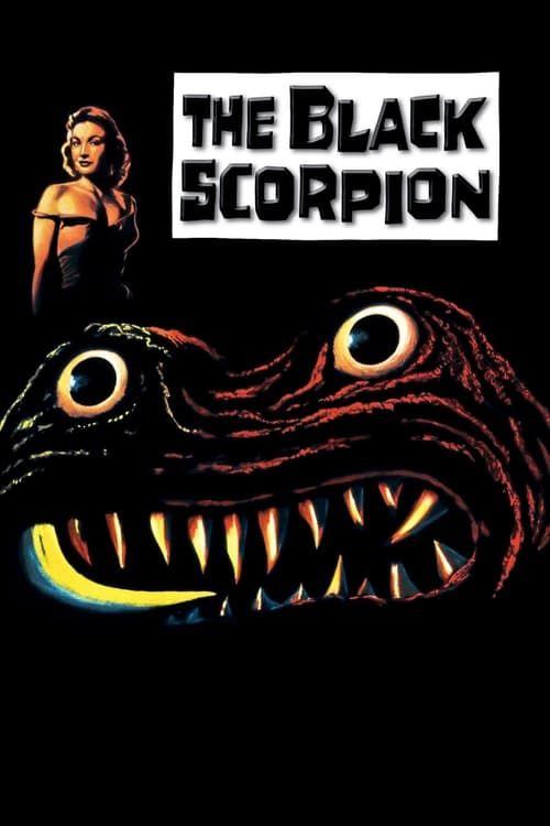 Key visual of The Black Scorpion