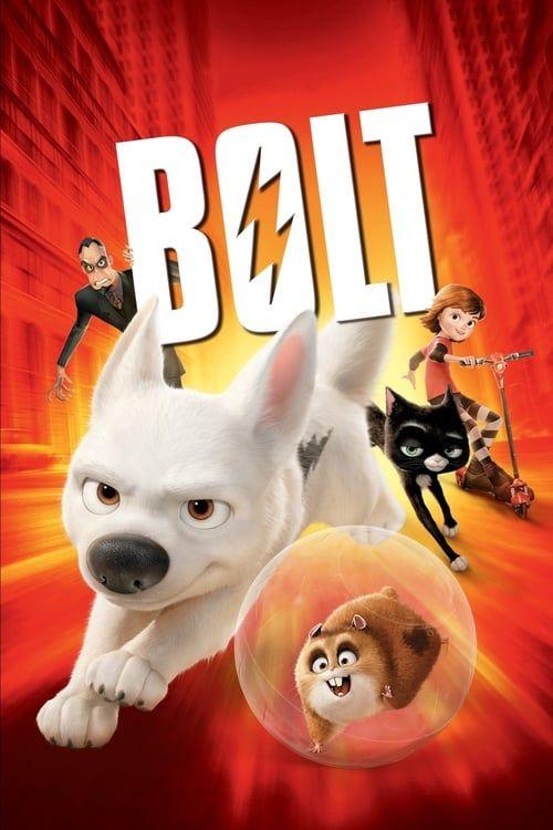 Key visual of Bolt