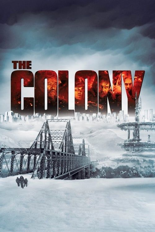 Key visual of The Colony