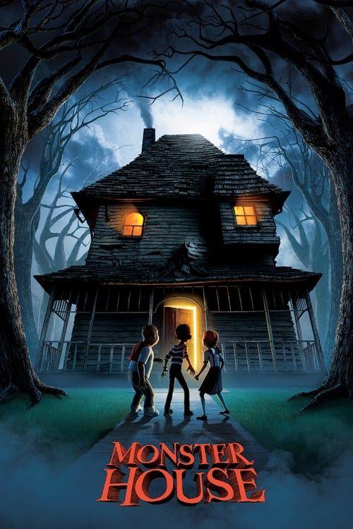 Key visual of Monster House
