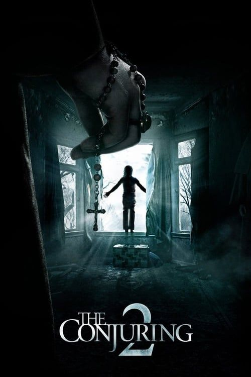 Key visual of The Conjuring 2
