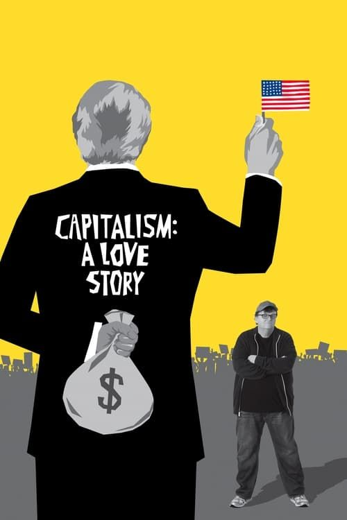 Key visual ofCapitalism: A Love Story