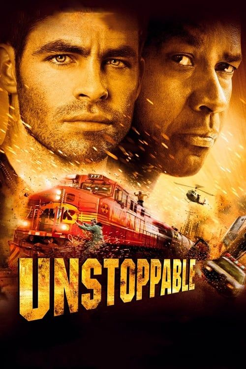 Key visual of Unstoppable