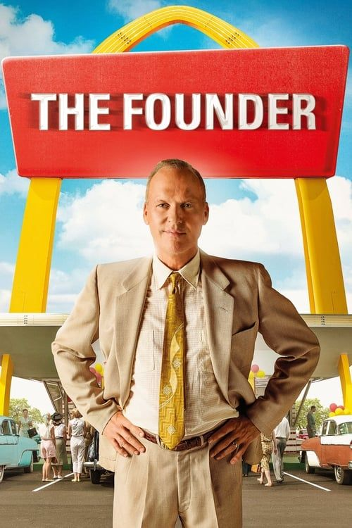 Key visual of The Founder