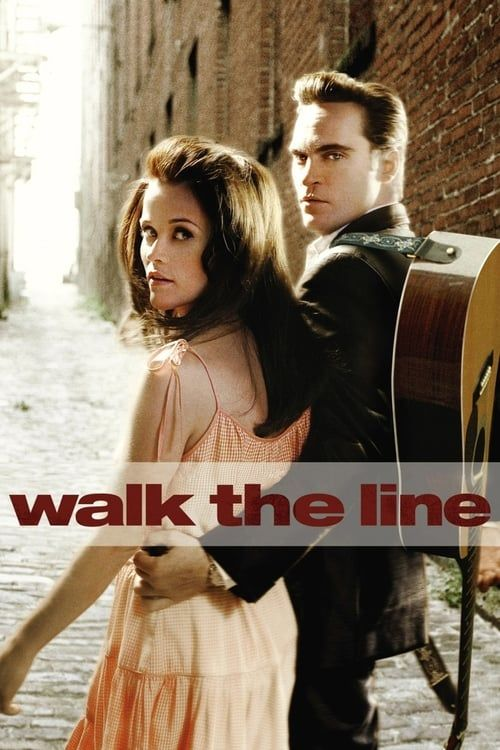 Key visual of Walk the Line