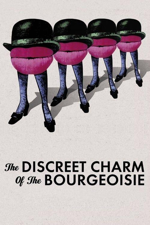 Key visual ofThe Discreet Charm of the Bourgeoisie