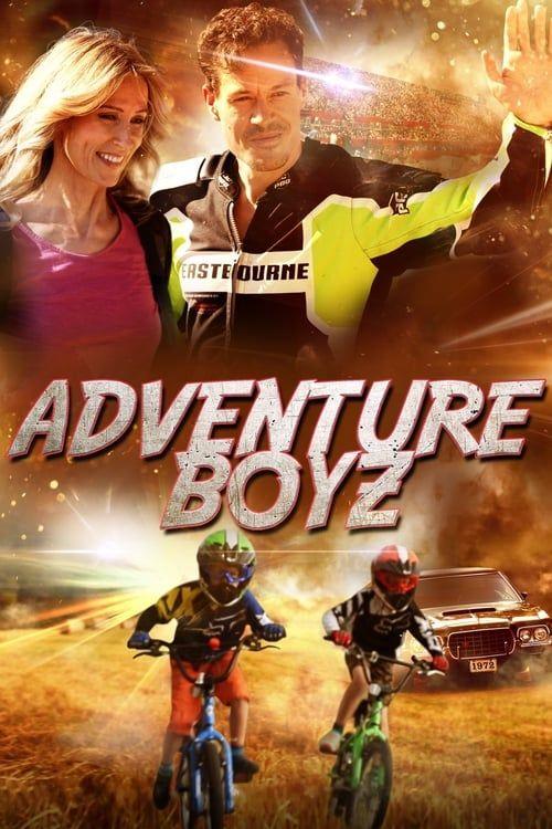Key visual ofAdventure Boyz
