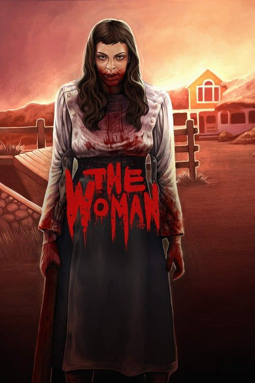 Key visual of The Woman