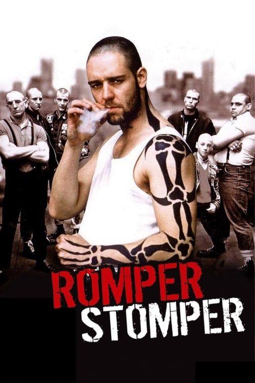 Key visual ofRomper Stomper