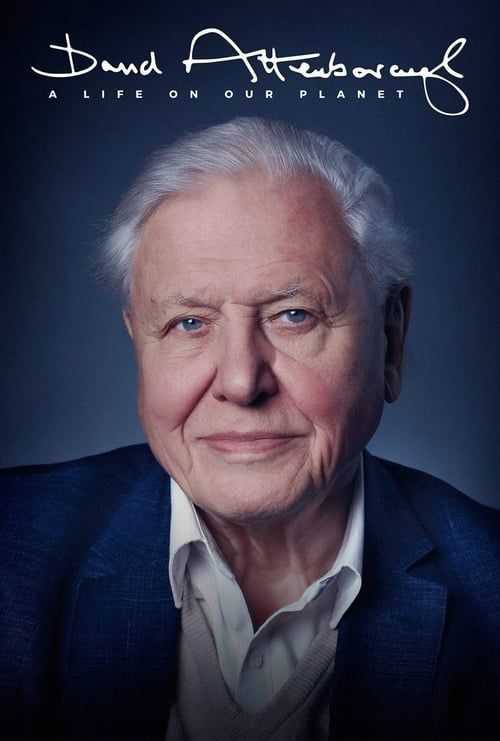 Key visual of David Attenborough: A Life on Our Planet