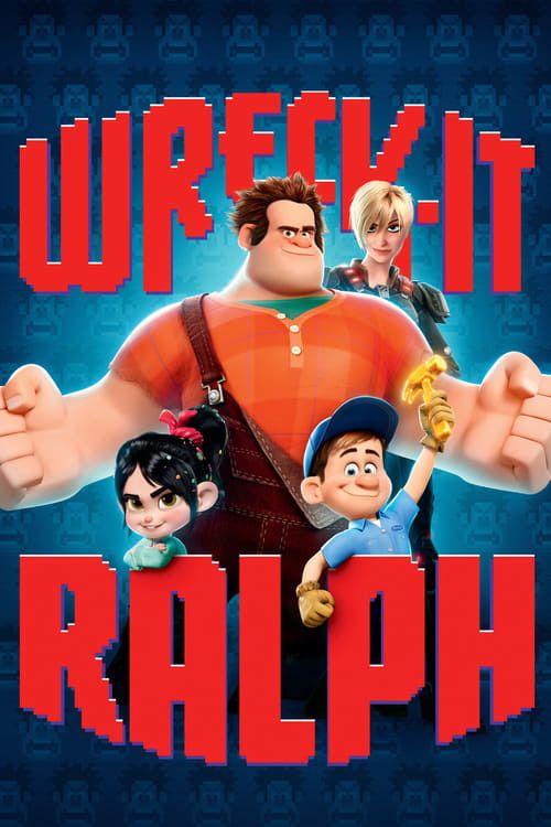 Key visual of Wreck-It Ralph
