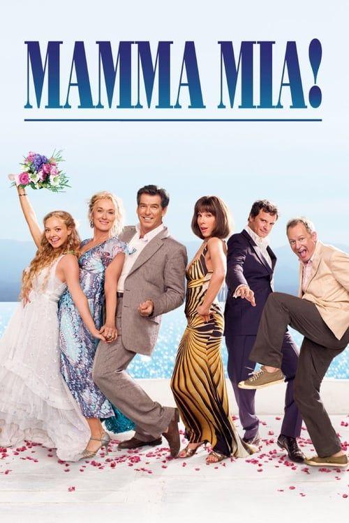 Key visual ofMamma Mia!